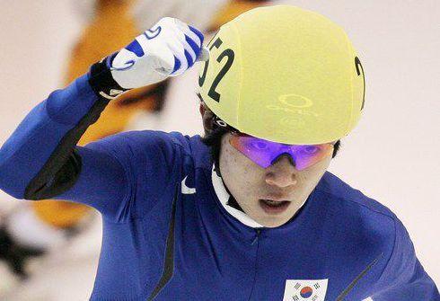 Трехкратный олимпийский чемпион АН ХЕН СУ в России будет выступать под именем Виктор АН. Фото REUTERS