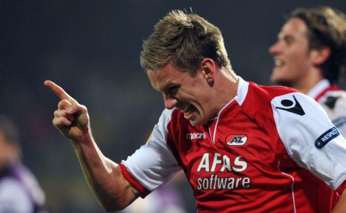 25-летний полузащитник сборной Швеции Понтус ВЕРНБЛООМ. Фото AFP