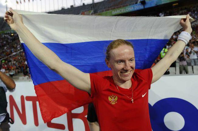 """Светлана Феофанова: """"Медали нельзя считать"""" Фото AFP"""