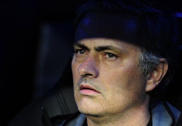 """Воскресенье. Мадрид .""""Реал"""" - """"Атлетик"""" - 4:1. Жозе МОУРИНЬЮ. Фото AFP"""