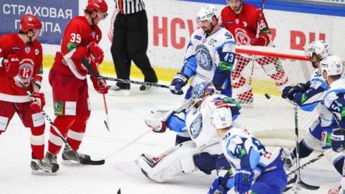 Игроки Сикоры испугались юниоров Назарова