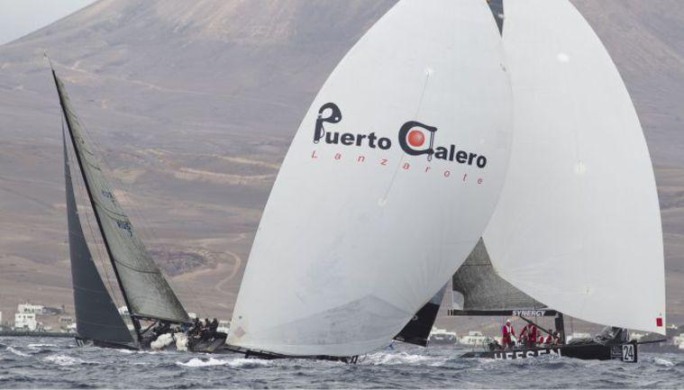 """Синергия"" (справа) и Islas Canarias Puerto Calero. Фото Martinez Studio. Фото ""СЭ"""