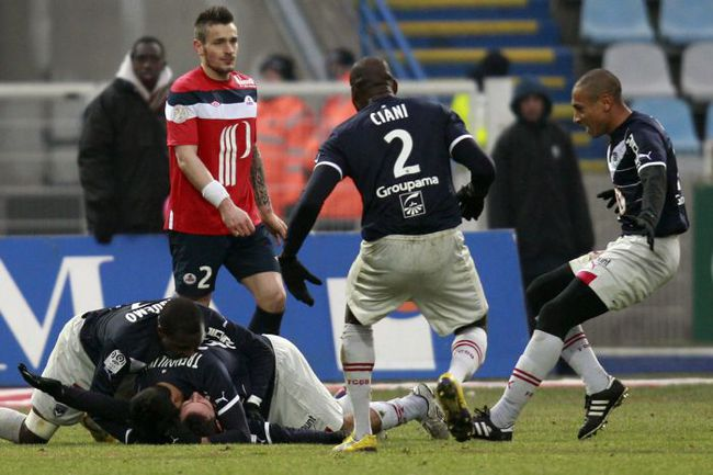 Вчерашний результат футбольного матча франции евьЯн тулуза