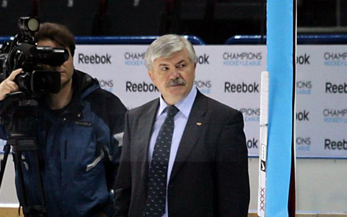 Геннадий ВЕЛИЧКИН. Фото photo.khl.ru