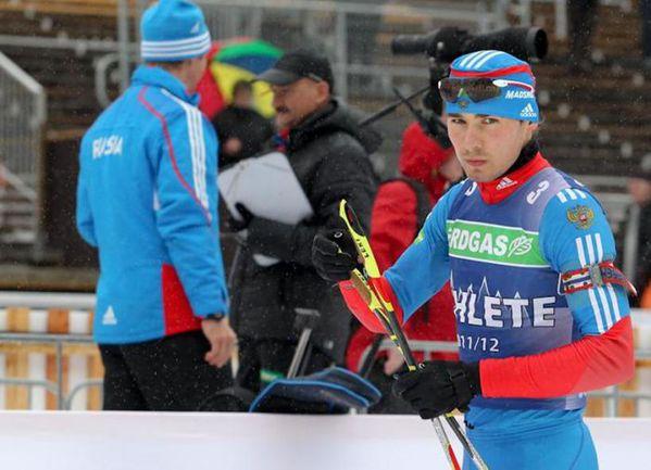 Рупольдинг. Антон ШИПУЛИН завершает подготовку к чемпионата миру. Фото СБР. Фото «СЭ»