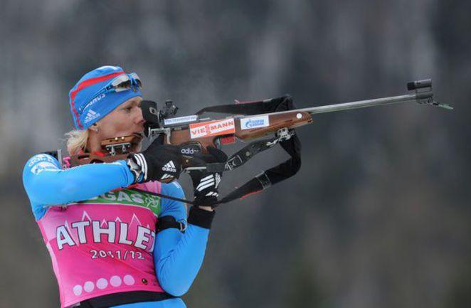 Ольга ЗАЙЦЕВА. Фото AFP