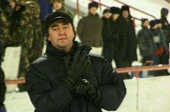 """Сергей ЛОМАНОВ-старший. Фото Максима УШЕВА. Фото """"СЭ"""""""