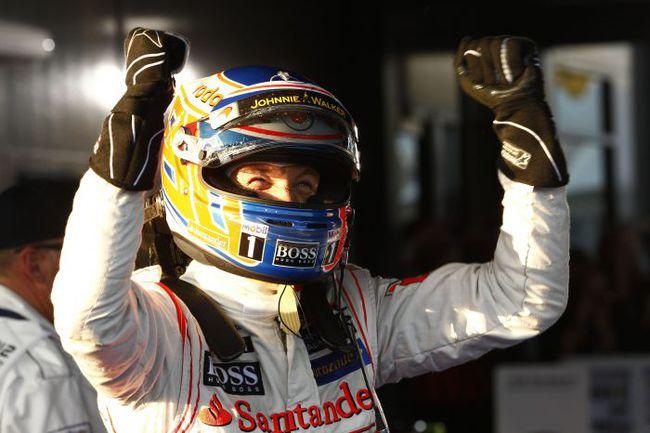 """До сегодняшнего дня Дженсон БАТТОН выигрывал """"Гран-при Австралии"""" дважды. Одна из этих побед стала первым шагом к завоеванию чемпионского титула в 2009 году. Фото """"Макларен"""". Фото """"СЭ"""""""
