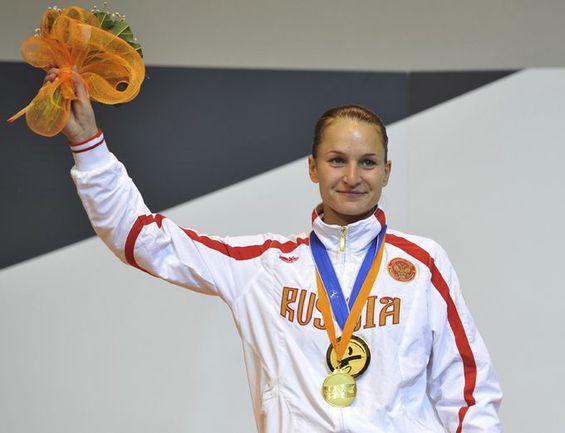 Чемпионка мира Софья ВЕЛИКАЯ. Фото REUTERS