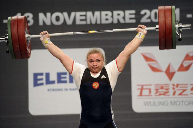 Татьяна КАШИРИНА - одна из надежд России на Олимпиаде-2012. Фото AFP