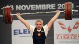 Татьяна КАШИРИНА - одна из надежд России на Олимпиаде-2012.