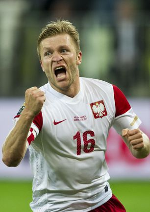 Блащиковски надеется забить России и пробиться в плей-офф Фото AFP