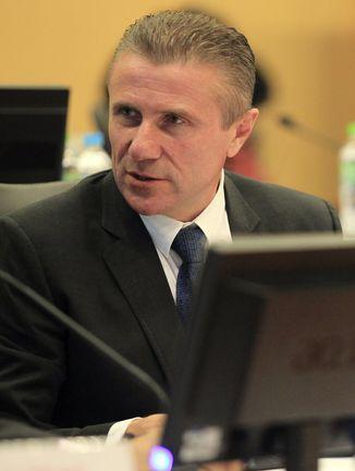 Сергей БУБКА. Фото REUTERS