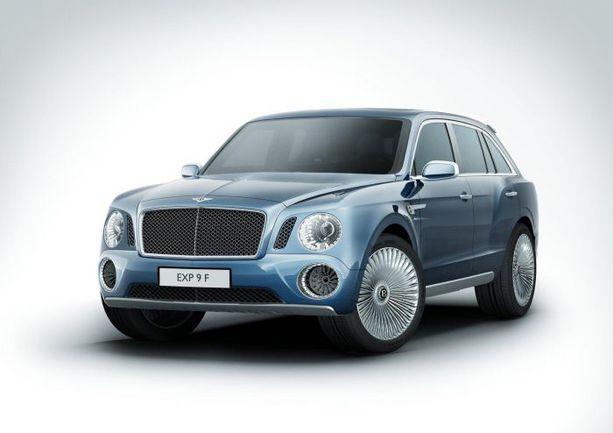 """Новым героем """"Дакара"""" готовится стать автомобиль, у которого пока нет даже имени. Фото - Bentley. Фото """"СЭ"""""""