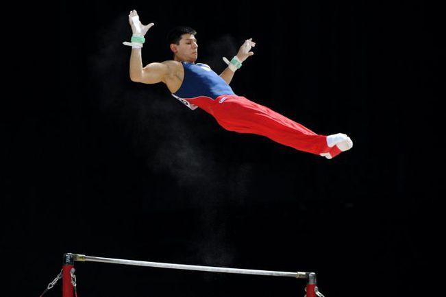 Воскресенье. Монпелье. Эмин ГАРИБОВ - чемпион Европы! . Фото AFP