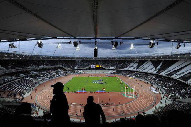 Главные соревнования лета-2012 пройдут на Олимпийском стадионе в Лондоне. Фото REUTERS