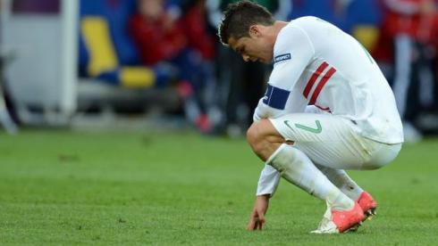 Роналду не забивает, но и не грустит