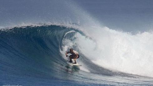 На необитаемых волнах. Отчет о Maldives Surf Adventures