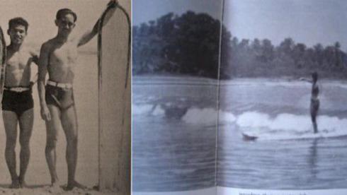 Кто открыл серфинг на Бали?