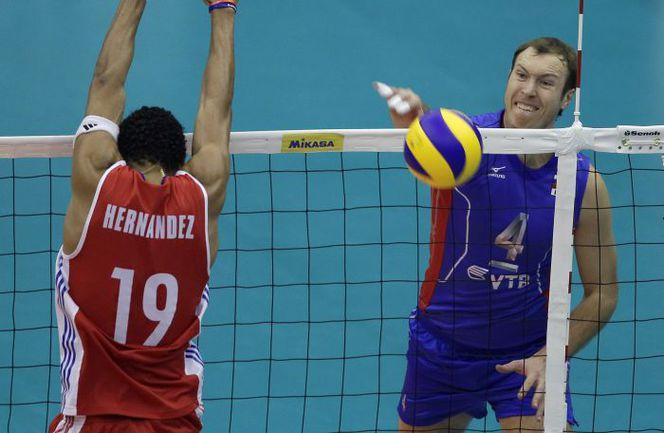Тарас ХТЕЙ. Фото AFP