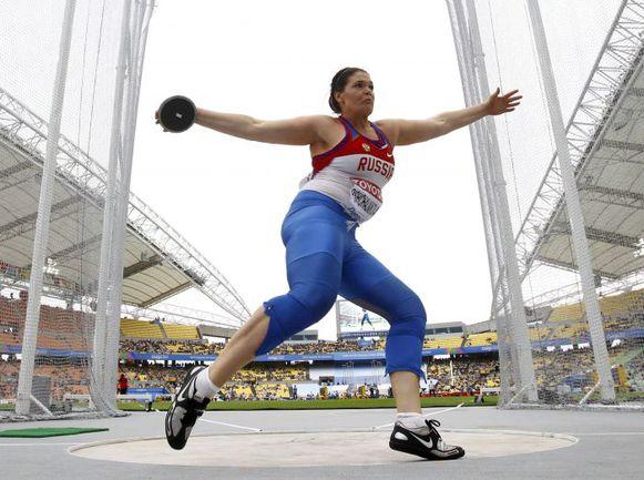 Дарья ПИЩАЛЬНИКОВА. Фото REUTERS
