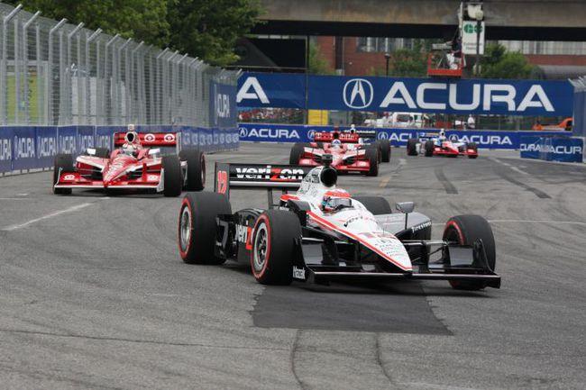 """Уилл ПАУЭР имел неплохие шансы на победу в прошлом году, является фаворитом гонки и в этом. Фото - Indycar. Фото """"СЭ"""""""