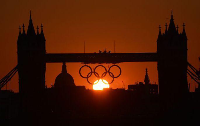 Через несколько дней в Лондоне возьмет старт 30 летняя Олимпиада. Фото AFP