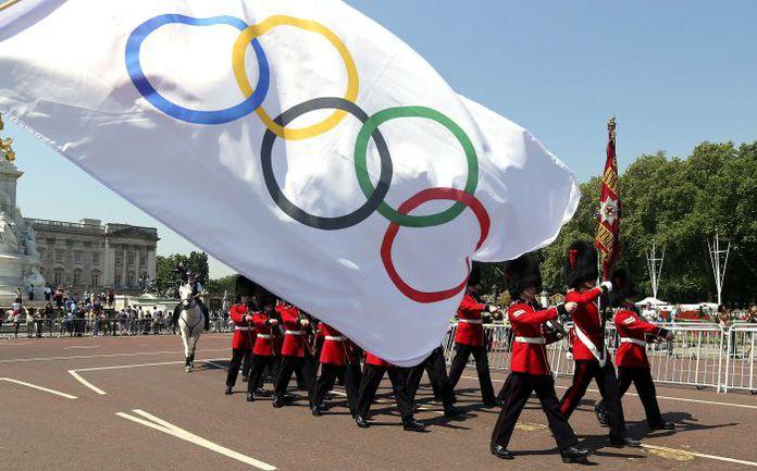 Сегодня. Так выглядит Лондон за считанные часы до старта Олимпиады. Фото REUTERS