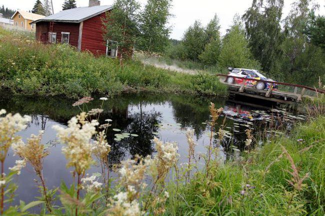 """Микко ХИРВОНЕН сам родом из Ювяскюля - города, который на протяжении многих лет остается базой """"Ралли Финляндии. Фото - Citroen. Фото """"СЭ"""""""