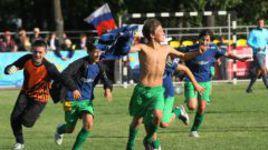 МТДК-2012: дети мира выбирают спорт!
