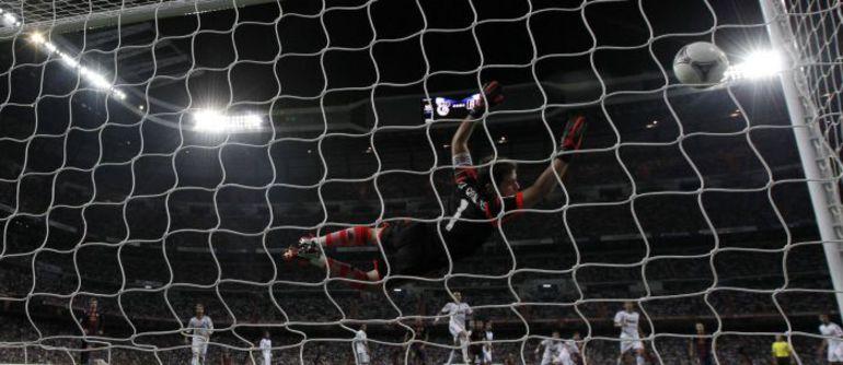 """Среда. Мадрид. """"Реал"""" - """"Барселона"""" - 2:1. Гол Лионеля МЕССИ. Фото REUTERS"""