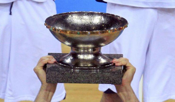 """Главный трофей европейского баскетбола. Фото """"СЭ"""""""