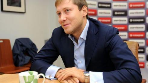 Антон Зингаревич: