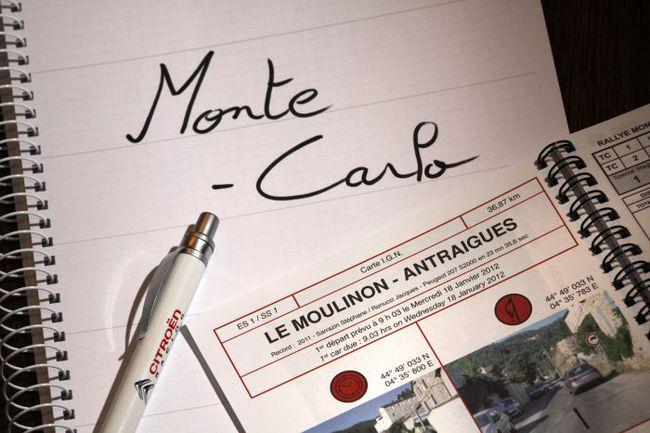 """Первым событием в ежедневниках большинства фанатов автоспорта наверняка станет легендарное """"Ралли Монте-Карло"""". Пилоты WRC - включая, будем надеяться, и Евгения Новикова - откроют сезон в третьи выходные января. Фото - Citroen. Фото """"СЭ"""""""