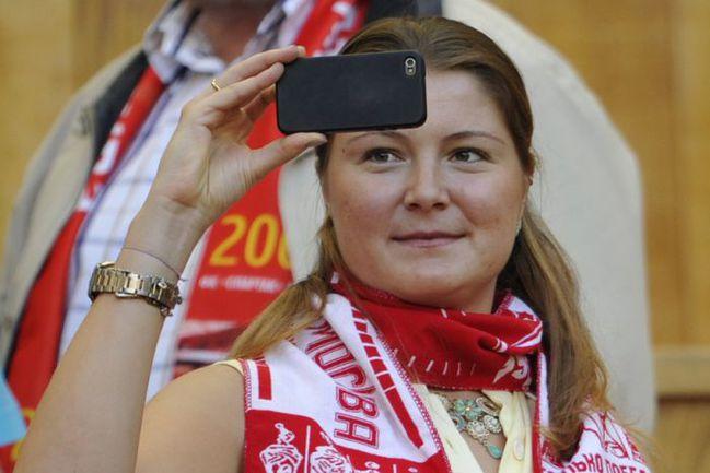 "Динара САФИНА. Фото Александра ФЕДОРОВА, ""СЭ"". Фото ""СЭ"""