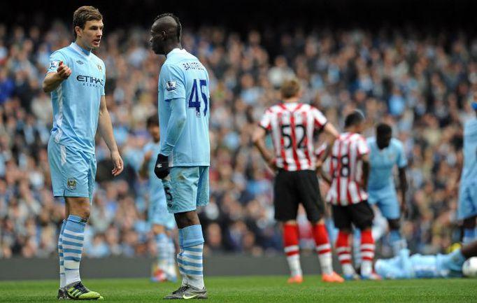 """В прошлом сезоне """"Манчестер Сити"""" не смог переиграть """"Сандерленд"""". Фото AFP"""