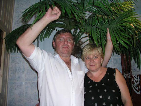 "Владимир и Нина Крутовы. Фото - Динара Кафискина. Фото ""СЭ"""
