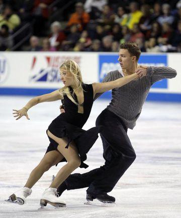 Воскресенье. Сиэтл. Екатерина БОБРОВА и Дмитрий СОЛОВЬЕВ. Фото AFP