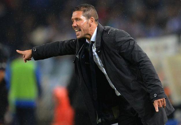 """Последние успехи """"Атлетико"""" напрямую связаны с приходом на пост главного тренера аргентинца Диего СИМЕОНЕ. Фото REUTERS"""