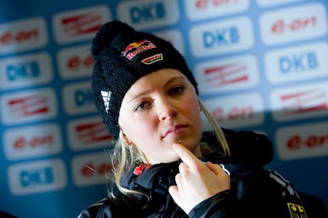 Суммет ли Мириам ГЕССНЕР стать достойной заменой Магдалене Нойнер в сборной Германии? Фото Reuters