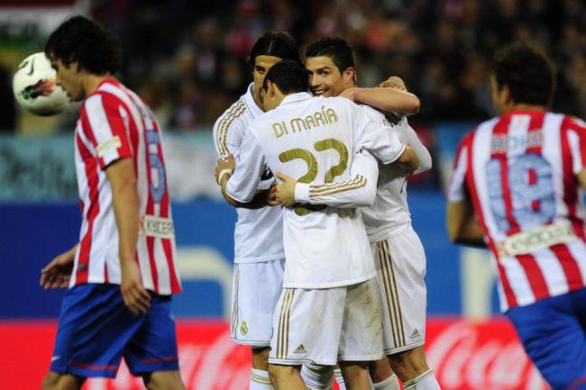 """Все последние мадридские дерби неизменно заканчивались в пользу """"Реала"""". Как будет на этот раз? Фото AFP"""