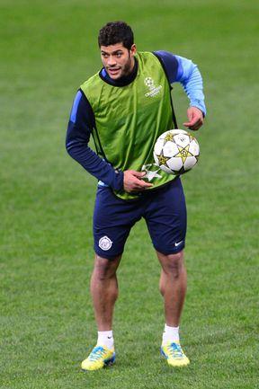 "Сегодня. Милан. Тренировка ""Зенита"" на ""Сан-Сиро"". ХАЛК. Фото AFP"