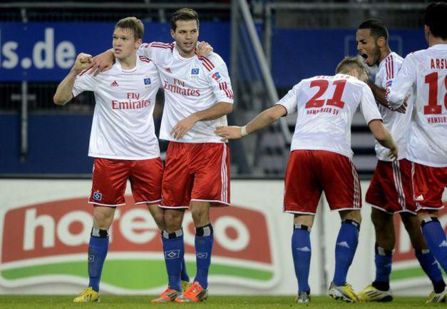 Футбольный матч гамбург- бавария 30 ноября 2010 года
