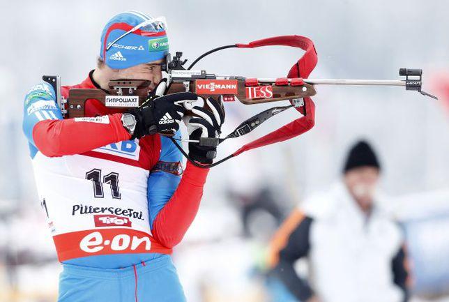 Суббота. Хохфильцен. Дмитрий МАЛЫШКО. . Фото AFP