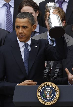 Президент США Барак ОБАМА. Фото REUTERS