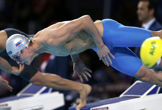 Единственный российский чемпион Стамбула-2012 Владимир МОРОЗОВ. . Фото Reuters