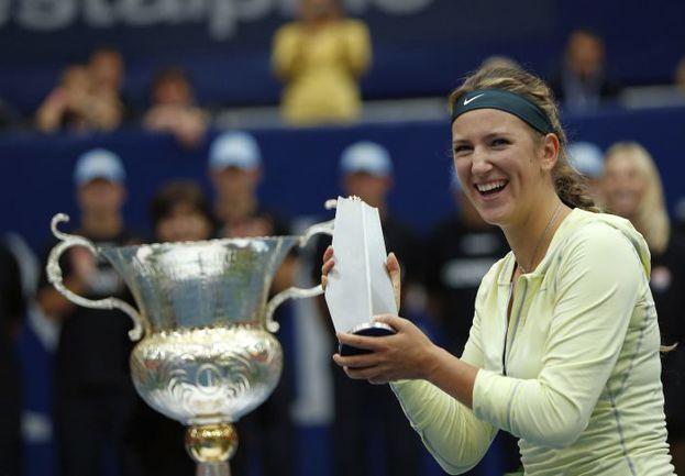 Суббота. Мельбурн. Виктория АЗАРЕНКО: вторая подряд победа на Australian Open! Фото AFP