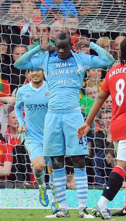 Гуд бай, Марио! Фото AFP