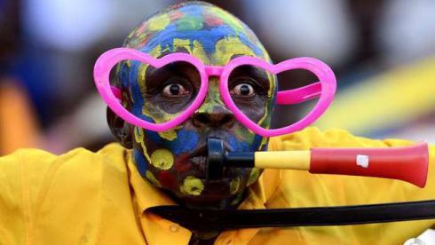 Африканский карнавал