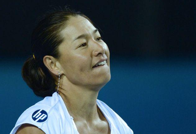 Ветеран сборной Японии Кимико ДАТЕ-КРУММ. Фото AFP